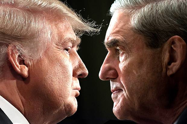 Part One – If Mueller Gets Fired, Time to Fire Trump