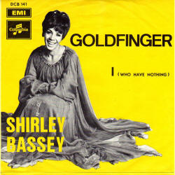 donald trump plan with shirley bassey