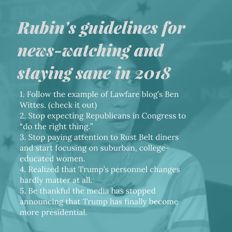 fake news with Jennifer Rubin