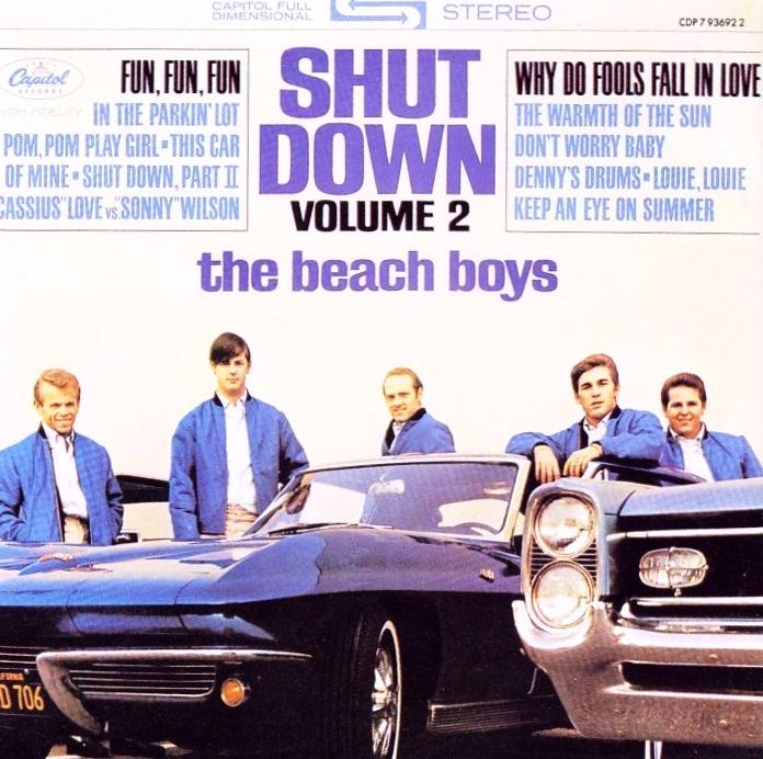 trump shutdown with the beach boys
