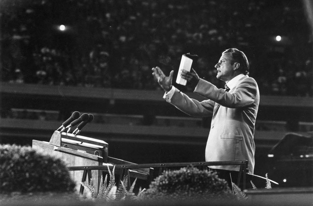 Part Two – Evangelicals Fail to Live Up to Billy Graham Legacy