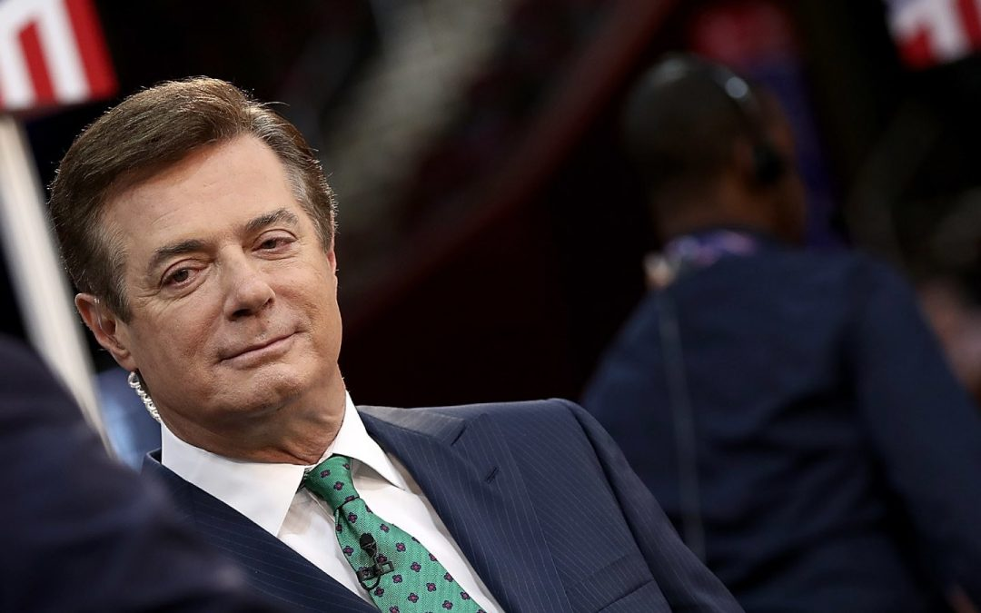 Part One – More Paul Manafort Charges Increase Pressure