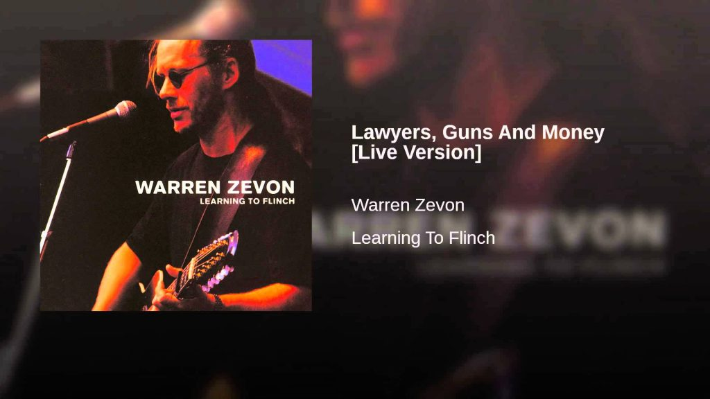 trump nra song with warren zevon