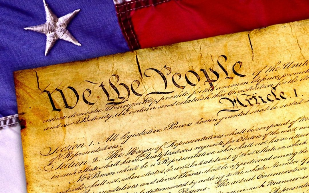 Part Two – Our Constitutional Republic Under Threat