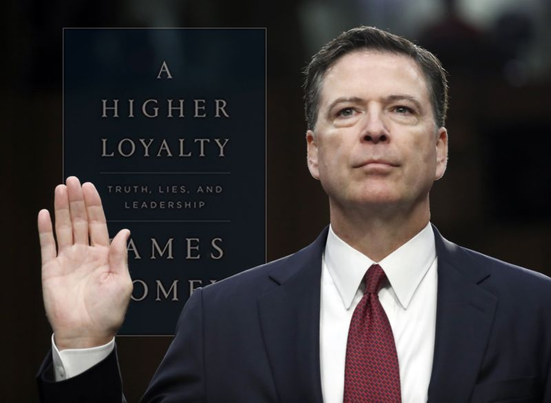 Part Two – James Comey Book & Hannity Revelation