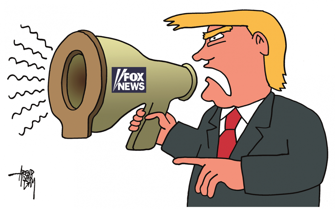Part Two – Trump Media Lies Like Counterparts in Other Authoritarian Nations