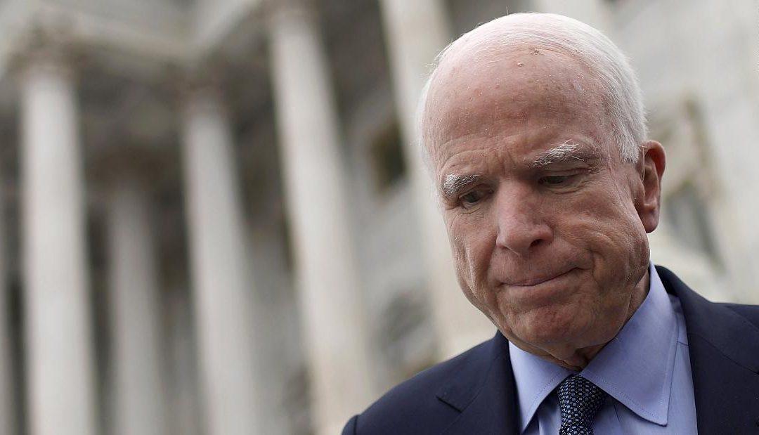Part Three – John McCain: American Hero