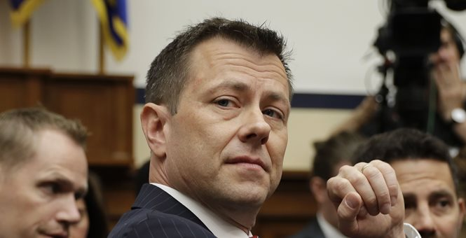 Part Two – Peter Strzok Fights Back Against Congressional Grilling