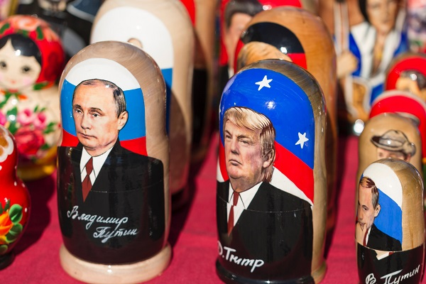 Part One – Trump Seen by the Russians as Kompromat