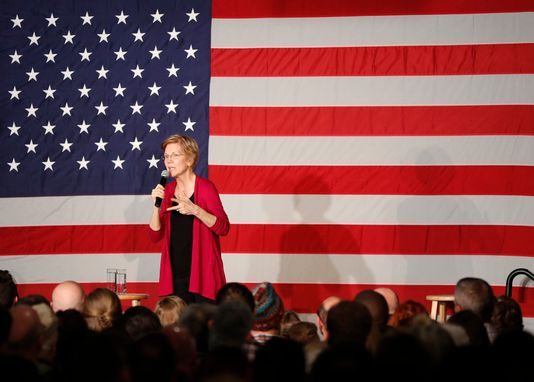 Elizabeth Warren Decides to Run